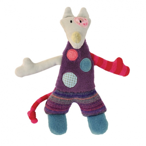 Moulin Roty Les Roty Moulin Bazar Мягкая игрушка Волк-кукла В24