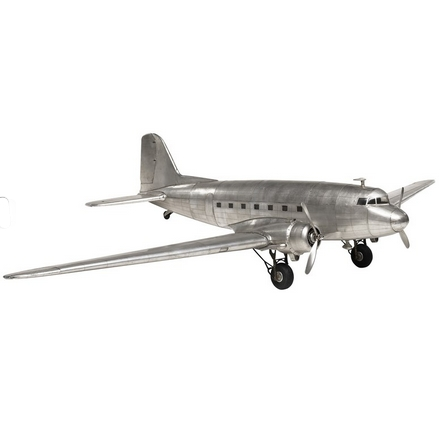 Authentic Models Sky Самолет DC-3 метал.
