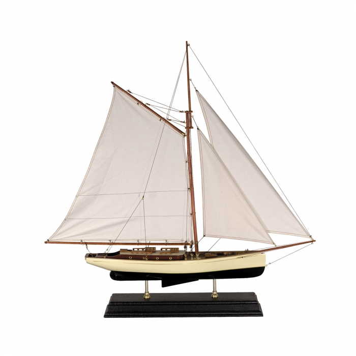 Authentic Models Sea Яхта Классик 1930г 90х15х90 ZELENA UA